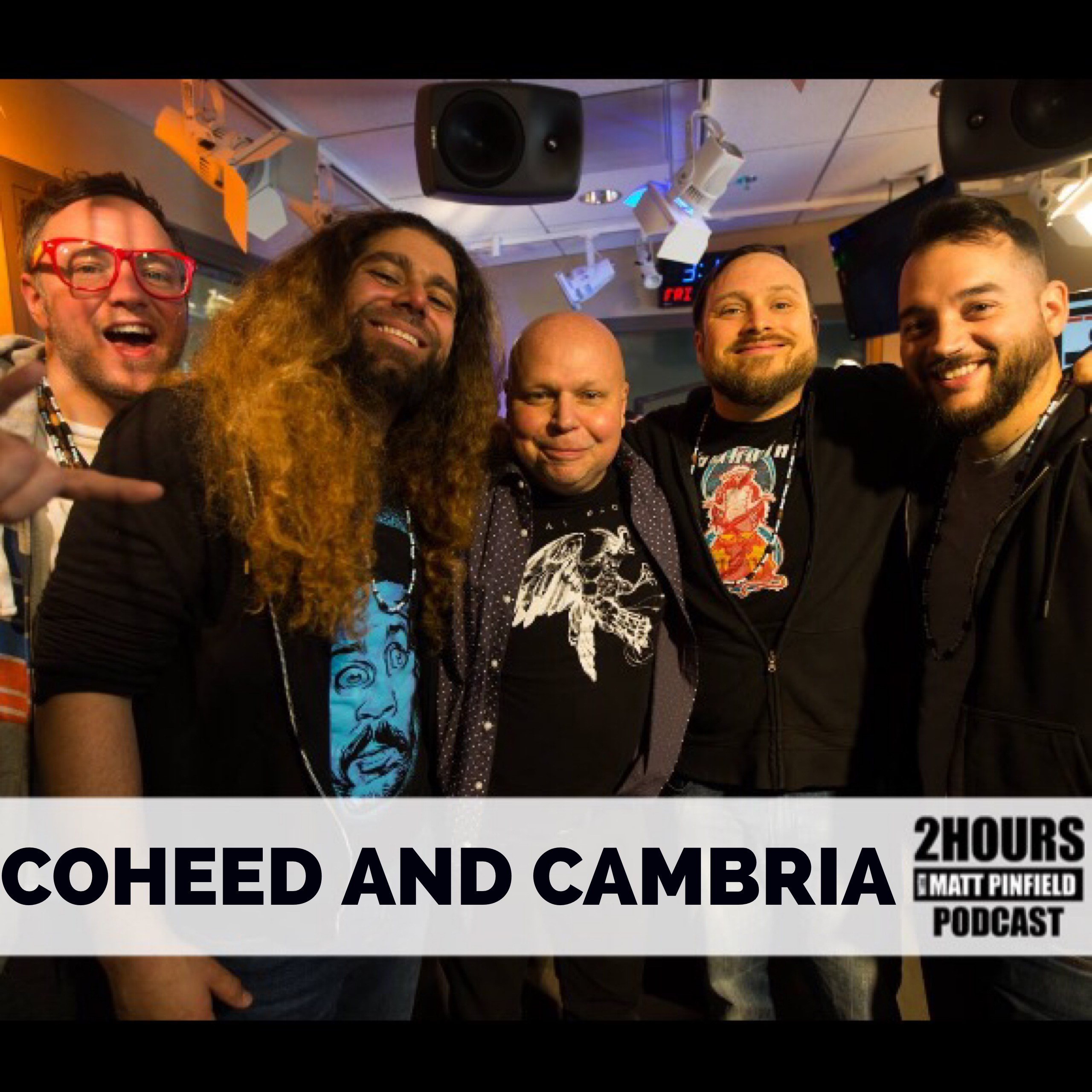 Coheed and Cambria Pod SQUARE