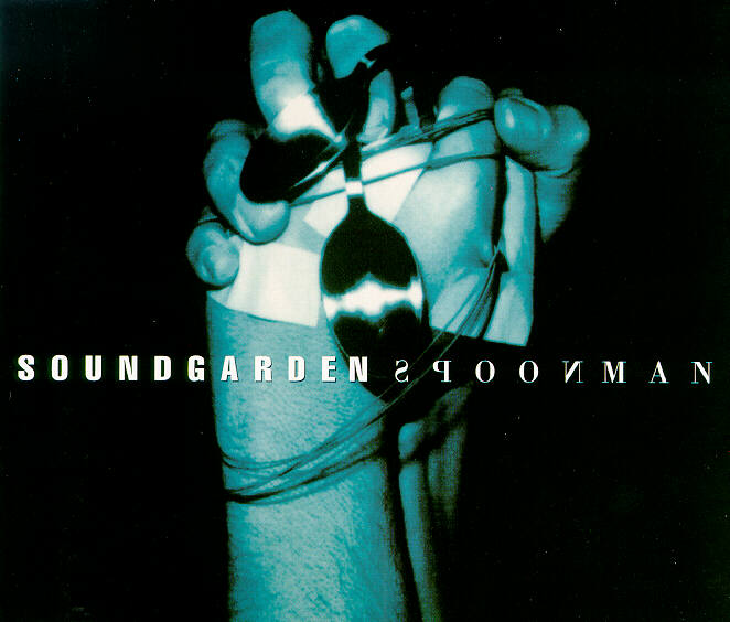 Soundgarden Spoonman Single Cover